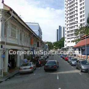 Foch Road Shophouse