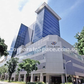 China Square Central ★ Best Singapore Business Space Solution