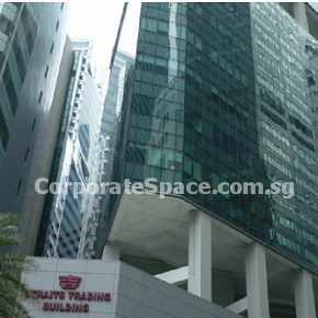 Straits Trading Building