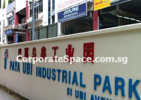 Paya Ubi Industrial Park