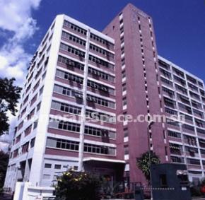 Yi Guang Factory Building