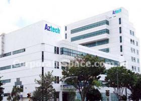 Aztech Building