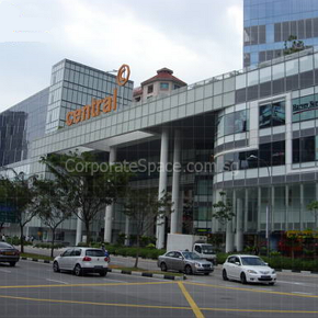 The Central Best Singapore Business Space Solution